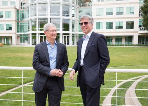 SAP and Apple Agreement